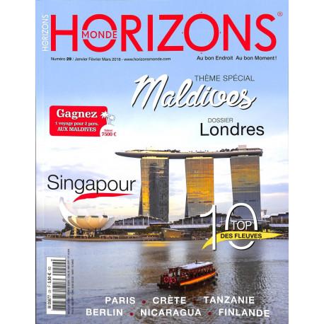 Horizons Monde le mag des lieux d'attente