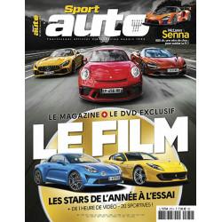 Sport Auto, le magazine auto parfait pour l'accueil dans votre garage