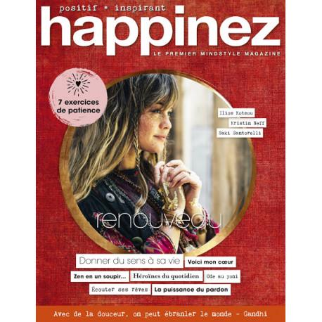 Happinez le magazine hygge pour les instituts de beauté